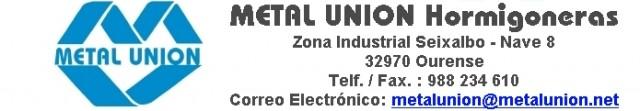Imagen1 Metal Unión, S.Coop.Galega